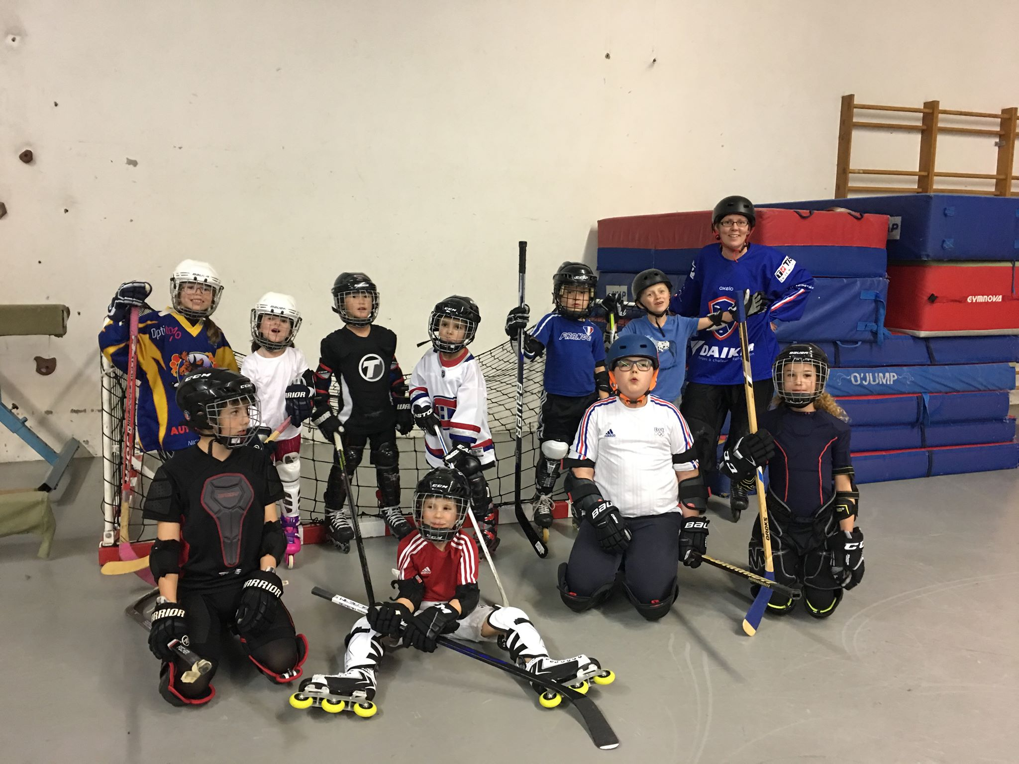 You are currently viewing L'école de Roller Hockey
