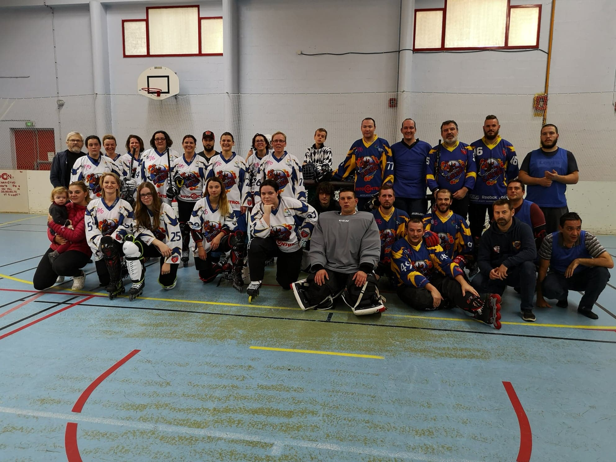 You are currently viewing match  loisirs vs licornes